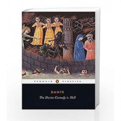 1: The Divine Comedy by Dante Alighieri Book-9780142437223
