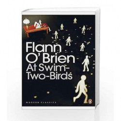 Modern Classics At Swim Two Birds (Penguin Modern Classics) by OBrien, Flann Book-9780141182681