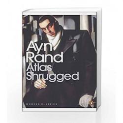 Atlas Shrugged by Ayn Rand Book-9780451191144