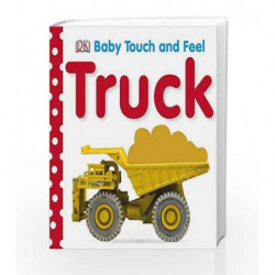 Baby Touch and Feel Truck by DK Book-9781405329118