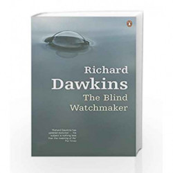 Blind Watchmaker by Richard Dawkins Book-9780141026169