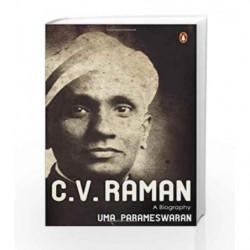 C.V. Raman by Uma Parameswaran Book-9780143066897