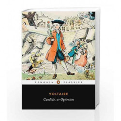 Candide or Optimism (Penguin Classics) by Voltaire, Francois Book-9780140455106
