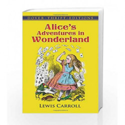 Unabridged: Alice's Adventires in Wonderland (Sterling Unabridged Classics) by Lewis Carroll Book-9781402725029