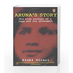 Aruna's Story by Pinki Virani Book-9780140277623