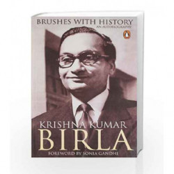Brushes with History by Birla, Krishan Kumar Book-9780143066620
