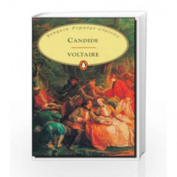 Candide by Voltaire, Francois Book-9780140624427