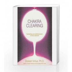 Chakra Clearing by Doreen Virtue Book-9788189988128