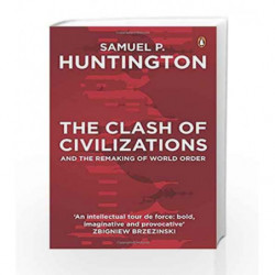The Clash of Civilization and the Remaking of World Order by Samuel P. Huntington Book-9780140267310