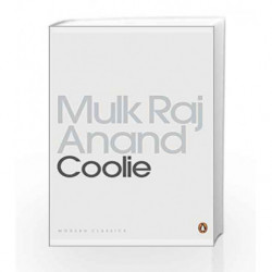 Coolie by Mulk Raj Anand Book-9780140186802