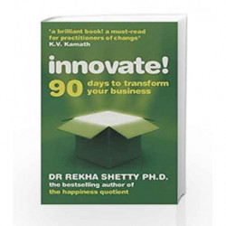 Innovate! by Shetty, Rekha Book-9780143065760