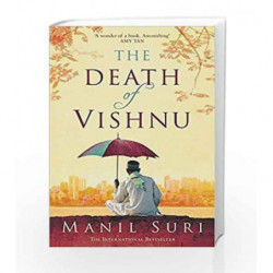 The Death of Vishnu by Manil Suri Book-9780747593812