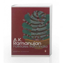 Folktales from India by A. K. Ramanujan Book-9780143066439