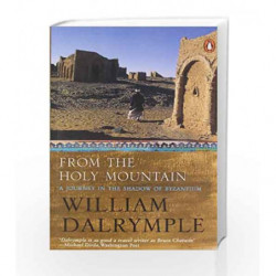 From The Holy Mountain by William Dalrymple Book-9780143031086