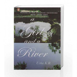 A Girl and a River by Usha K.R. Book-9780143101239