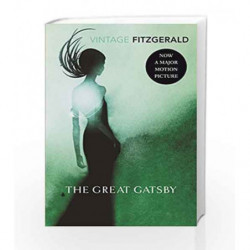 The Great Gatsby (Penguin Modern Classics) by F Scott Fitzgerald Book-9780141182636