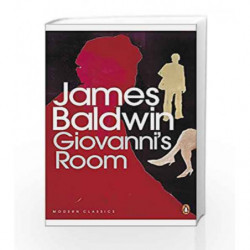 Giovanni's Room (Penguin Modern Classics) by James Baldwin Book-9780141186351