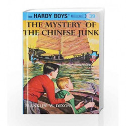 Hardy Boys 39: The Mystery of the Chinese Junk (The Hardy Boys) by Franklin W. Dixon Book-9780448089393