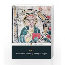Ecclesiastical History of the English People (Penguin Classics) by Bede Book-9780140445657