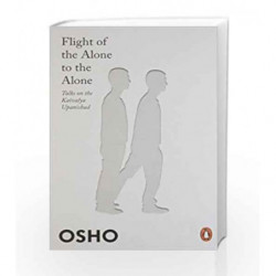 Flight of the Alone to the Alone by Osho Book-9780143068334