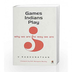 Games Indians Play by V. Raghunathan Book-9780143063117