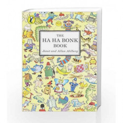 The Ha Ha Bonk Book by Allan Ahlberg Book-9780140314120