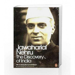 The Discovery of India by Jawaharlal Nehru Book-9780143031031