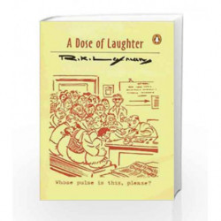 Dose of Laughter by Laxman, R. K. Book-9780143028932