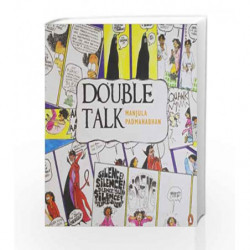 Double Talk by Manjula Padmanabhan Book-9780143032663