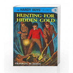 hardy boys 05 hunting for hidden gold dixon franklin w