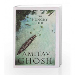 The Hungry Tide by Amitav Ghosh Book-9780670082193