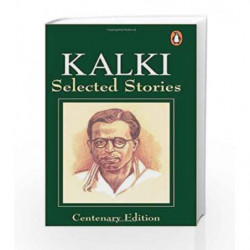 Kalki: Selected Stories by Gowri, Ramnarayan Book-9780140290431