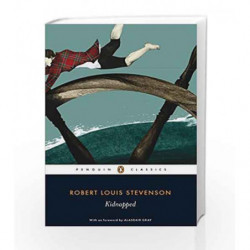 Kidnapped (Penguin Classics) by Robert Louis Stevenson Book-9780141441795