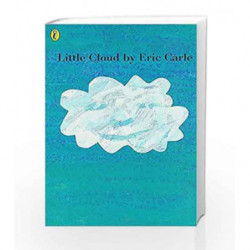 Little Cloud by Eric Carle Book-9780140562781