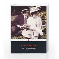 The Longest Journey (Penguin Classics) by E.M. Forster Book-9780141441481