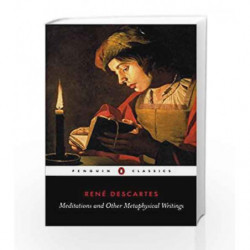 Meditations and Other Metaphysical Writings (Penguin Classics) by Descartes, Rene Book-9780140447019