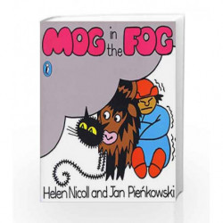 Mog in the Fog (Meg and Mog) by Helen Nicoll Book-9780140504972