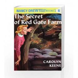 Nancy Drew 06: the Secret of Red Gate Farm by Carolyn Keene Book-9780448095066