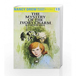 Nancy Drew 13: the Mystery of the Ivory Charm by Carolyn Keene Book-9780448095134