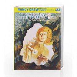 Nancy Drew 23: Mystery of the Tolling Bell by Carolyn Keene Book-9780448095233