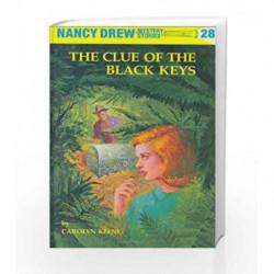 Nancy Drew 28: the Clue of the Black Keys by Carolyn Keene Book-9780448095288