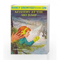 Nancy Drew 29: Mystery at the Ski Jump by Carolyn Keene Book-9780448095295
