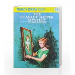 Nancy Drew 32: the Scarlet Slipper Mystery by Carolyn Keene Book-9780448095325