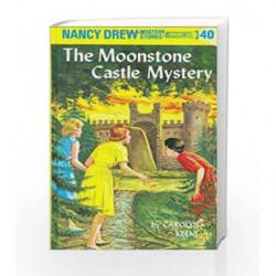 Nancy Drew 40: the Moonstone Castle Mystery by Carolyn Keene Book-9780448095400
