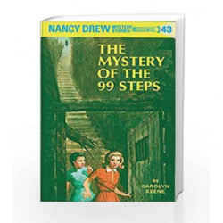 Nancy Drew 43: The Mystery of the 99 Steps by Keene, Carolyn G. Book-9780448095431