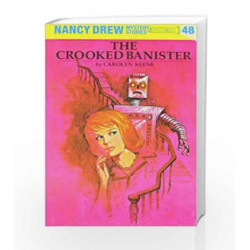 Nancy Drew 48: the Crooked Banister by Keene, Carolyn G. Book-9780448095486