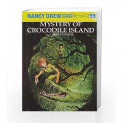 Nancy Drew 55: Mystery of Crocodile Island by Carolyn Keene Book-9780448095554
