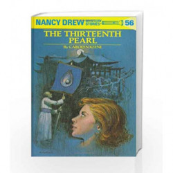 Nancy Drew 56: the Thirteenth Pearl by Carolyn Keene Book-9780448095561