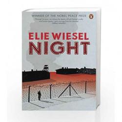 Night (Penguin Modern Classics) by Elie Wiesel Book-9780141038995