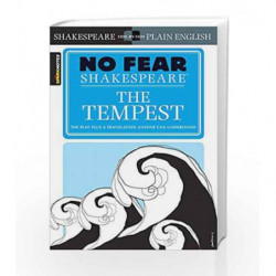No Fear Shakespeare: The Tempest by SparkNotes Editors Book-9781586638498